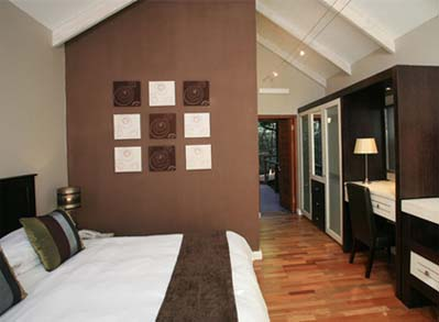 Luxury Rooms - accommodation Wilderness South Africa