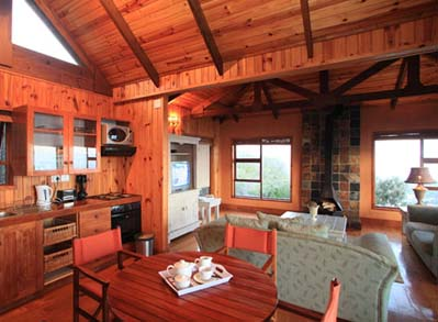 Self Catering - accommodation Wilderness South Africa