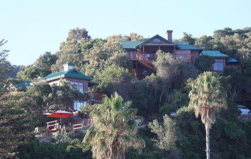 Boardwalk Lodge Wilderness Exterior