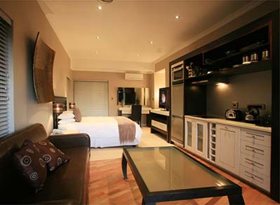 Studio Suites - accommodation Wilderness South Africa